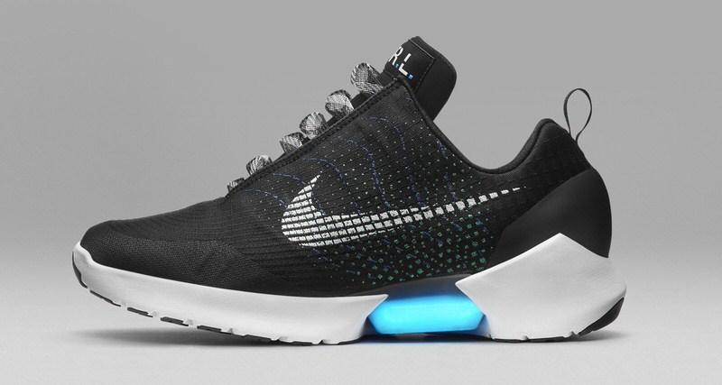 В 2019-м году Nike выпустит баскетбольные автощнурующиеся кроссы