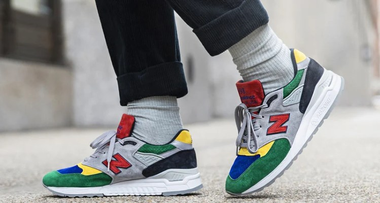 """Todd Snyder x New Balance 998 """"Color Spectrum"""""""
