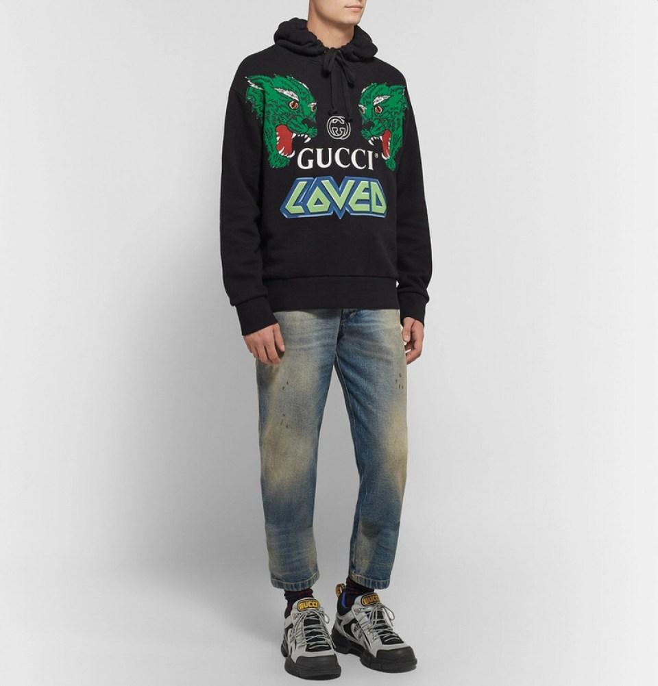 Gucci Flashtrek
