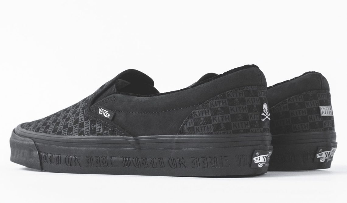 604f469de7 Kith Collides with mastermind WORLD for Vans Collection