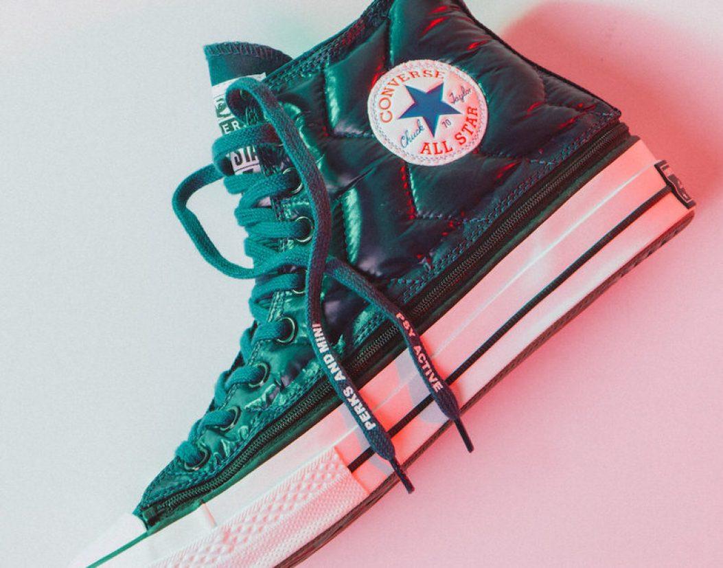 P.A.M. x Converse Chuck 70