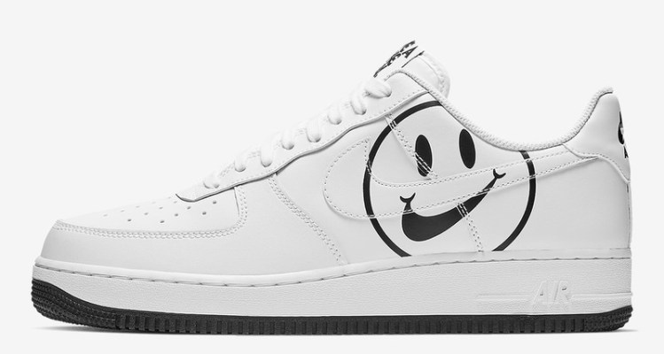 """6287647e0e80 Nike Air Force 1 """"Have a Nike Day"""" Smiles into 2019"""