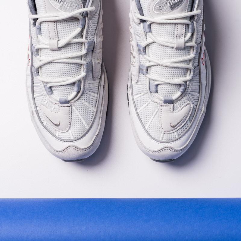 146081dd50db Nike Air Max 98 Retro Scheduled  via NB