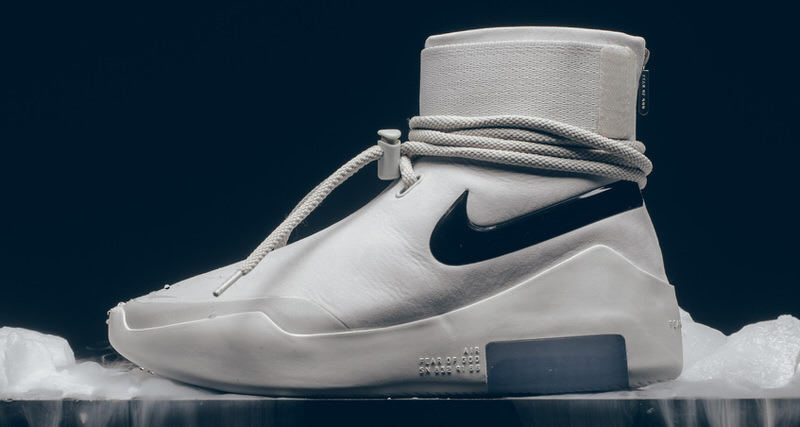 outlet store cfc9a e2a26 Jerry Lorenzo s Nike Air Fear of God Shoot Around Takes On a Favorite Tonal  Colorway