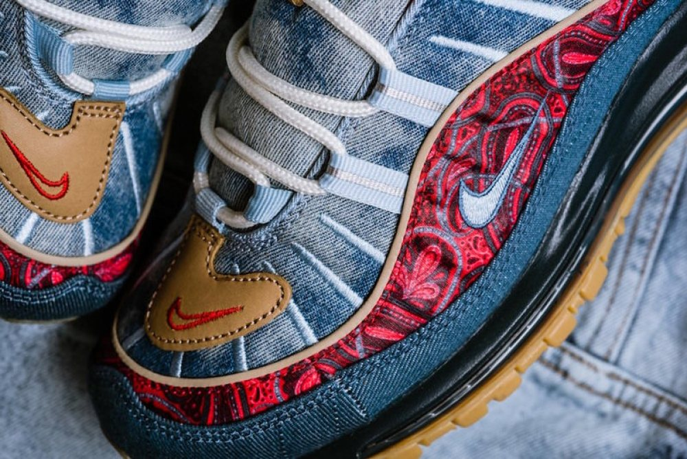 "Nike Air Max 98 ""Denim"""