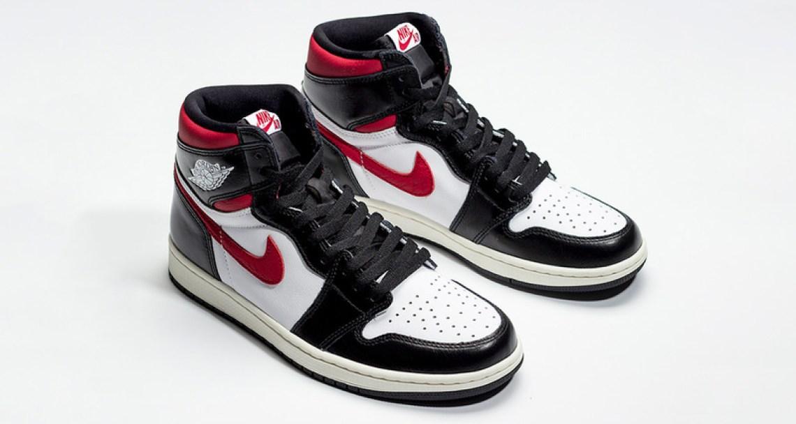 "Air Jordan 1 ""Gym Red"""