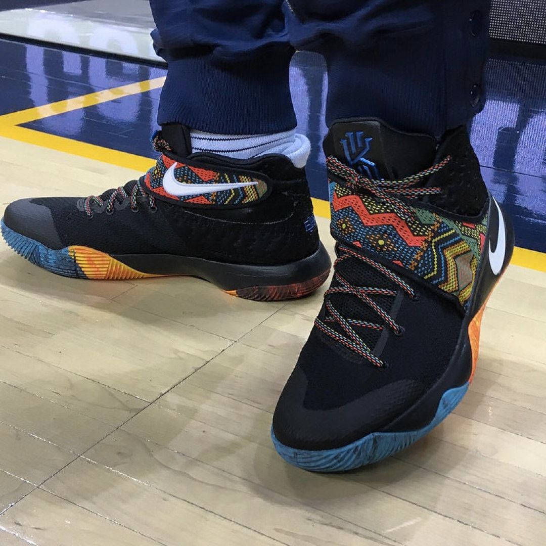0dca74b2d2ea40 Our 10 Favorite BHM Basketball Shoes   The Stories They Told