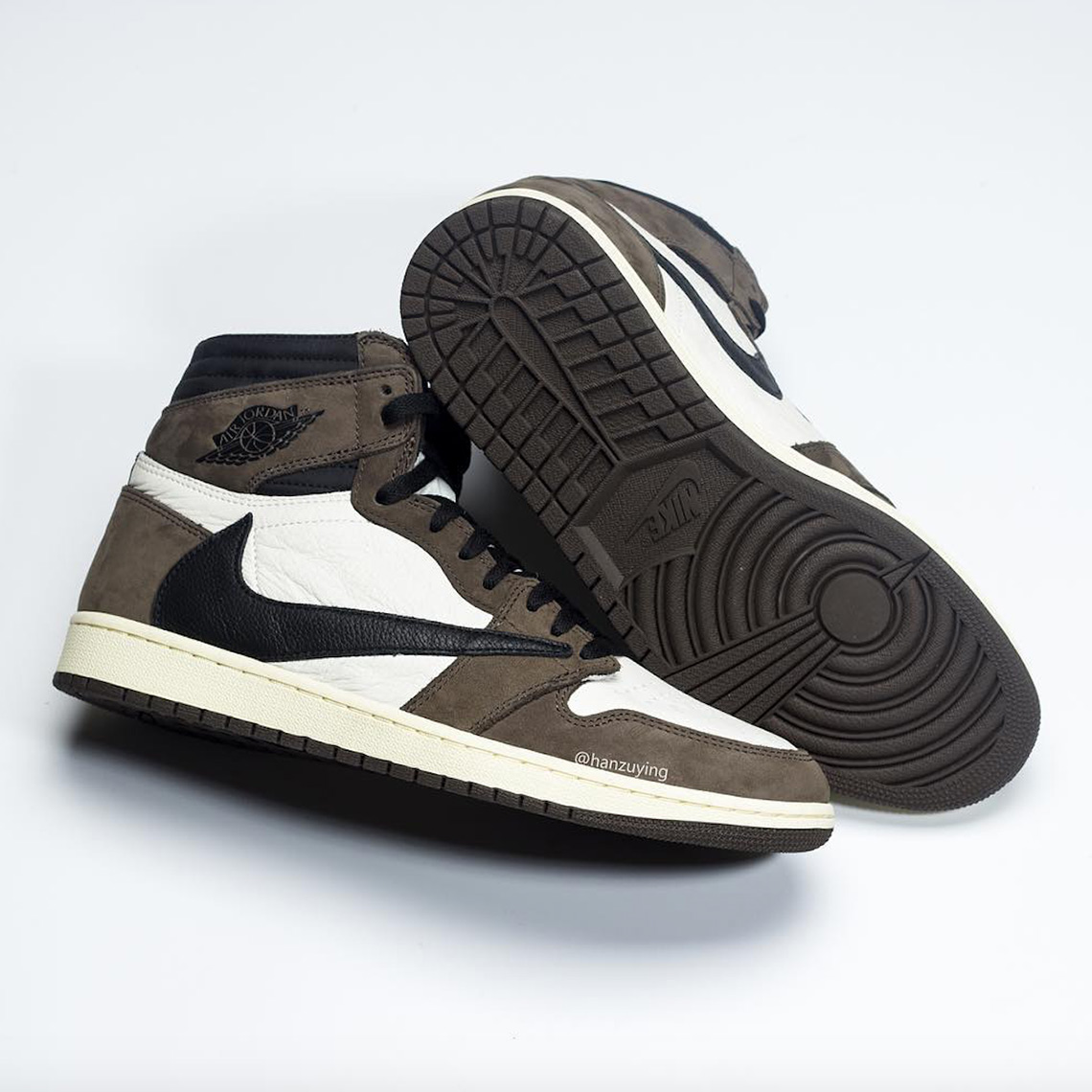 new concept 3e8bb 0f284 ... Travis Scott x Air Jordan 1