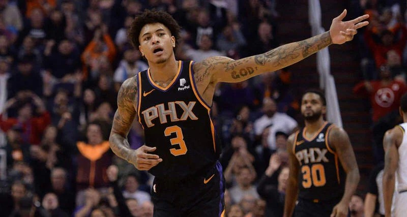9fa1e386879356 Kelly Oubre Jr. Discusses His Deal with Converse   Feeling Like He Can Fly  in Low Tops