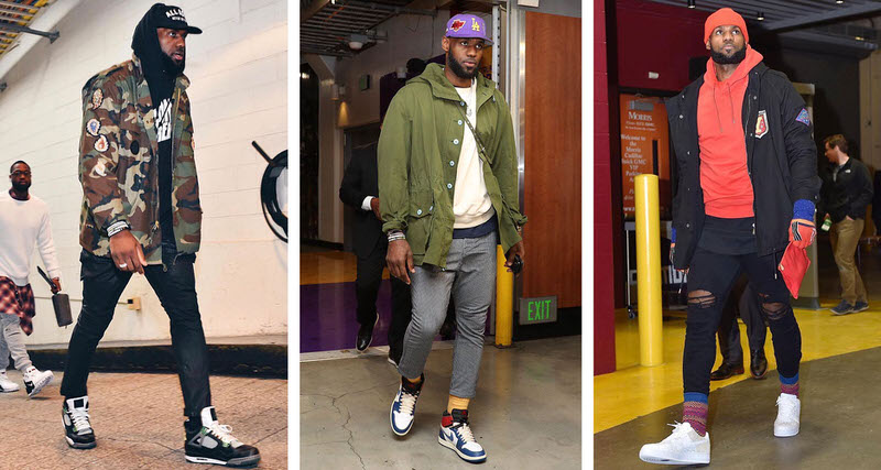 ffde3302de35 What They re Rocking    LeBron James