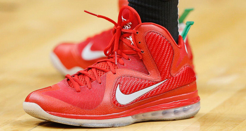 46c1944464dc The 10 Best Kicks On Court This Week