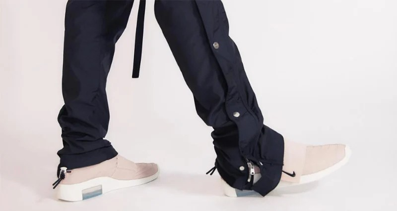 huge discount d7821 7b8b8 Another Look at the Nike Air Fear of God Moccasin