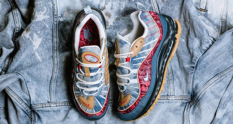 16d08e2777 Nike Air Max 98 | Nice Kicks