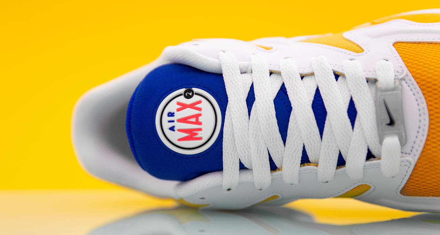 334b15b437efae Nike Air Max2 Light OG Back for its 25th Anniversary