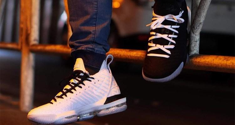 "Nike LeBron 16 ""Equality"""