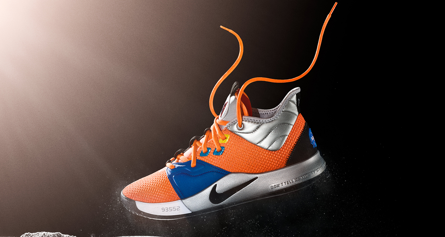 b6a4dc52f68854 Nike PG3 Aligns With Paul George s Less is More Approach to Basketball