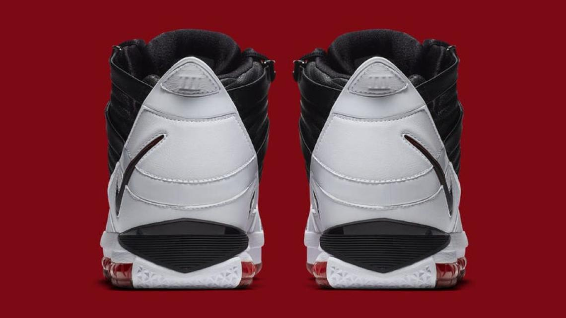 17ca263ad9e Another Look at the Nike LeBron 3