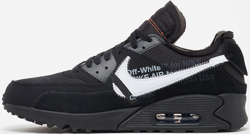 "6f34de48d Off-White x Nike Air Max 90 ""Desert Ore"" and ""Black"" Releases Delayed"