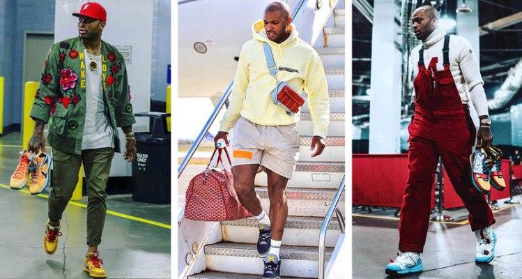 PJ Tucker is Your 2018 Celebrity Sneaker Stalker MVP c8e523d5f6a2