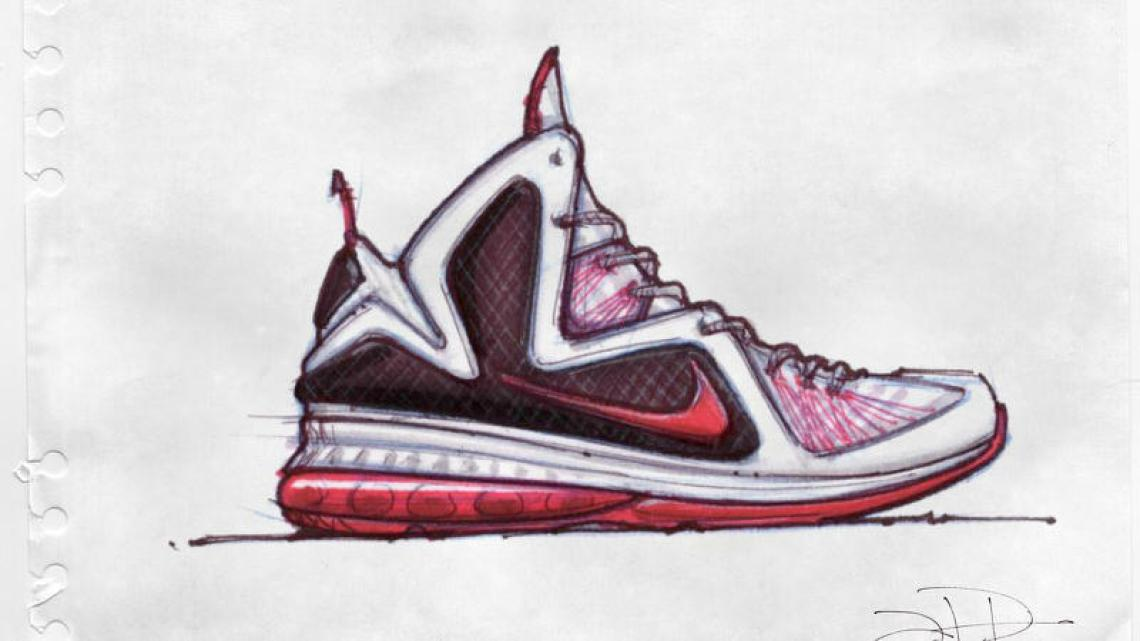 bf2fe9cf4c9 Jason Petrie s Rise From Posting Sketches on NikeTalk to Designing ...