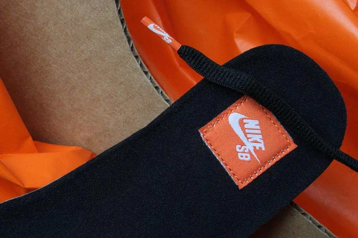 "buy popular 05926 b73b8 Nike SB Blazer ""Orange Label"". Total. 2"