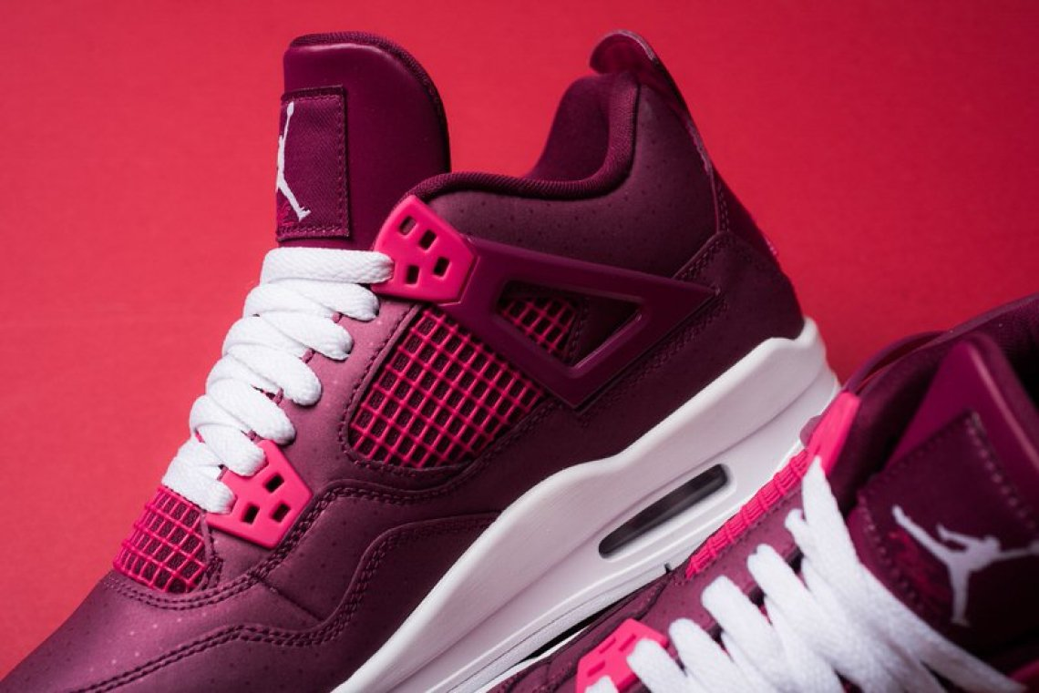 """Air Jordan 4 """"For The Love Of The Game"""""""