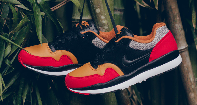 The Nike Air Safari Reworks the OG Makeup