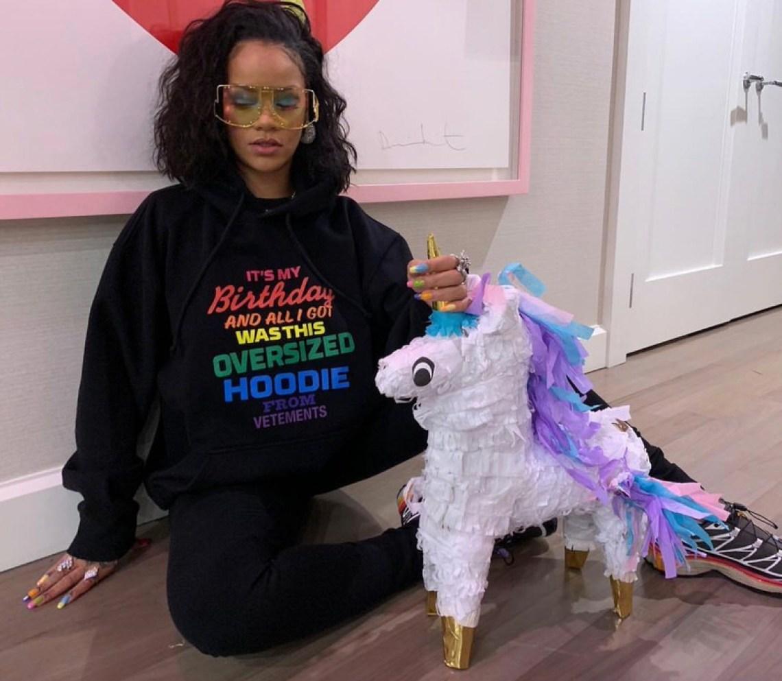 Rihanna in the Salomon S/LAB XT-6 ADV