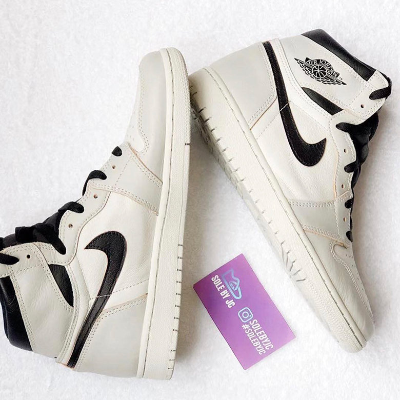 Nike SB x Air Jordan 1 White/Black