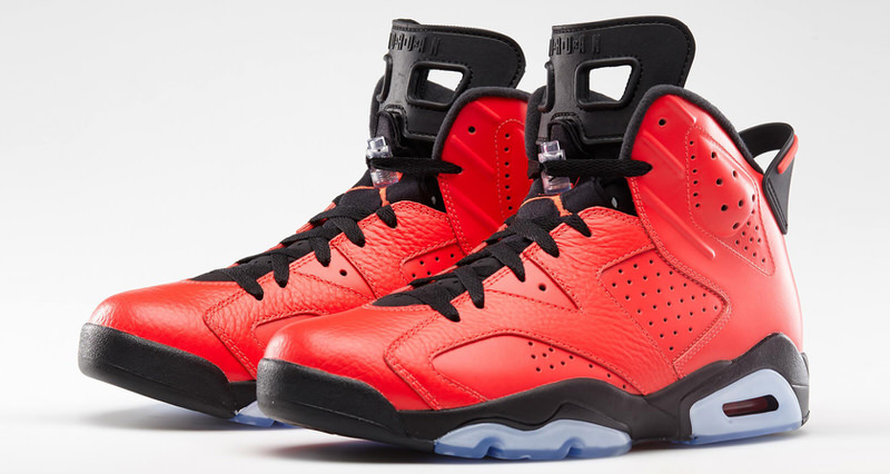 """7b397733ef31 How 2014 s """"Infrared"""" Air Jordan 6s Defined a Moment in Sneaker Culture"""