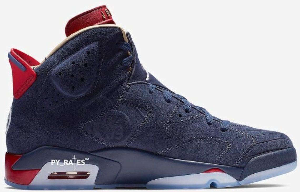 """Air Jordan 6 """"Doernbecher"""""""