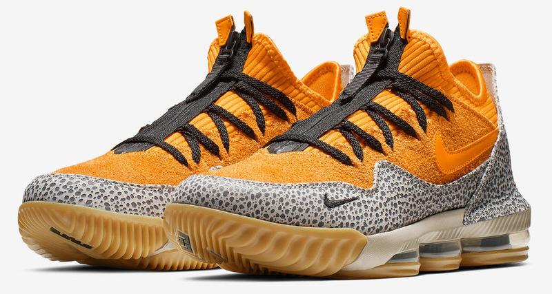 687d45142a Nike LeBron 16 Low