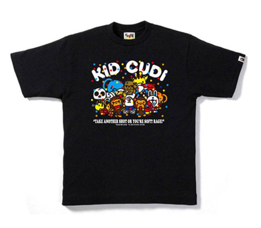 Kid Cudi x BAPE
