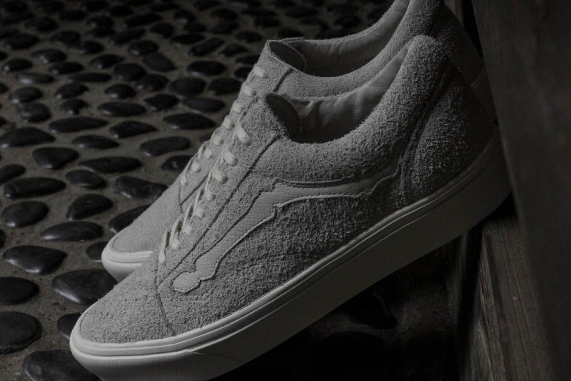 Blends x Vans Vault Old Skool COMFYCUSH LX