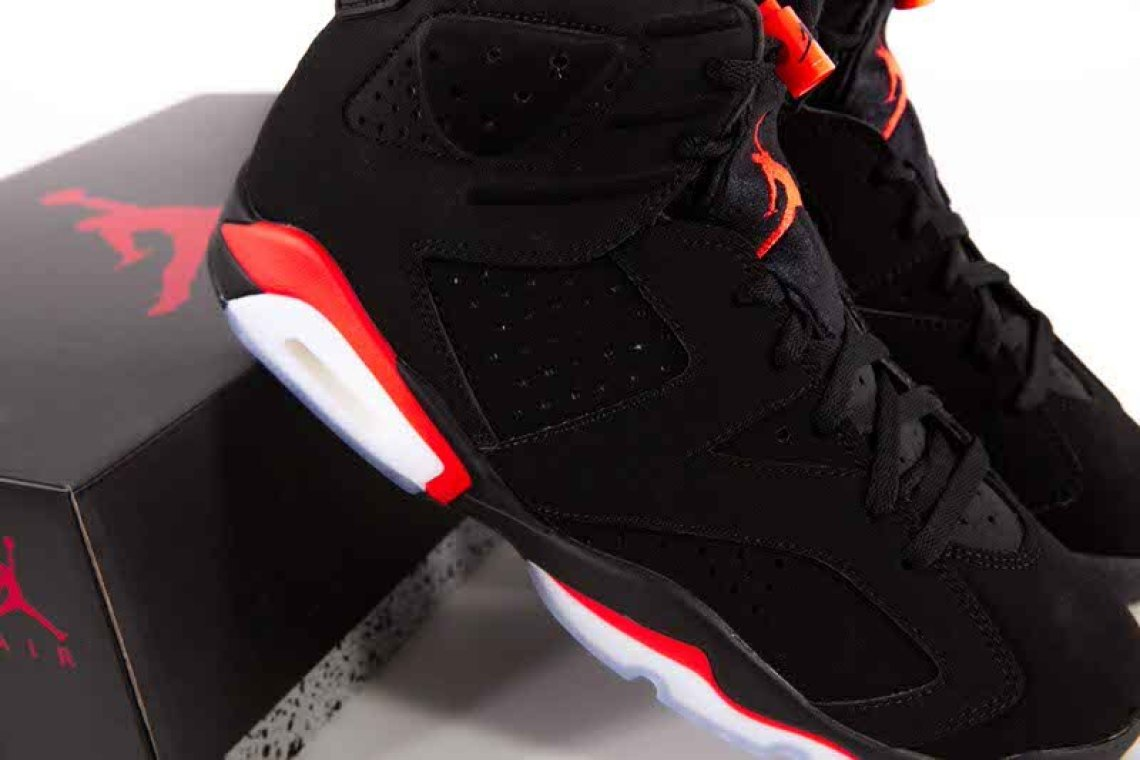 "a44d207a2ac Air Jordan 6 AS ""Black Infrared"". Colorway: Black/Infrared Style #:  384664-060. Release Date: February 16, 2019. Price: $200"