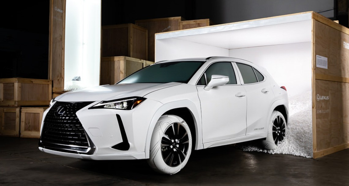 "John Elliott x Lexus ""Soul of the UX"""