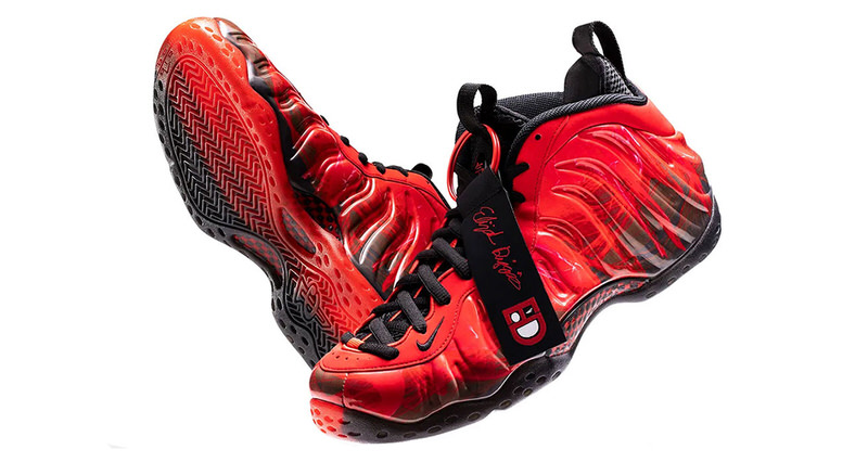 "on sale 4c4a6 60761 Nike Air Foamposite One ""Doernbecher"" Retro Celebrates 15-Year Partnership"