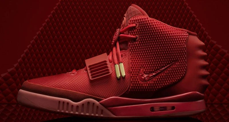 "hot sale online d69f0 f9737 How Nike Released the ""Red October"" Yeezy 2 After Kanye West Left for adidas"