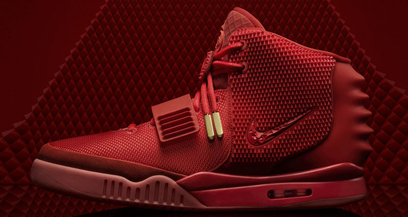 "167ca57024a8c7 How Nike Released the ""Red October"" Yeezy 2 After Kanye West Left for adidas"