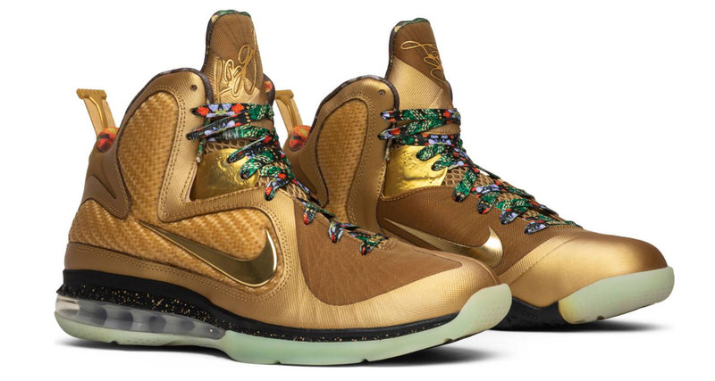 Should Nike Release This Gold