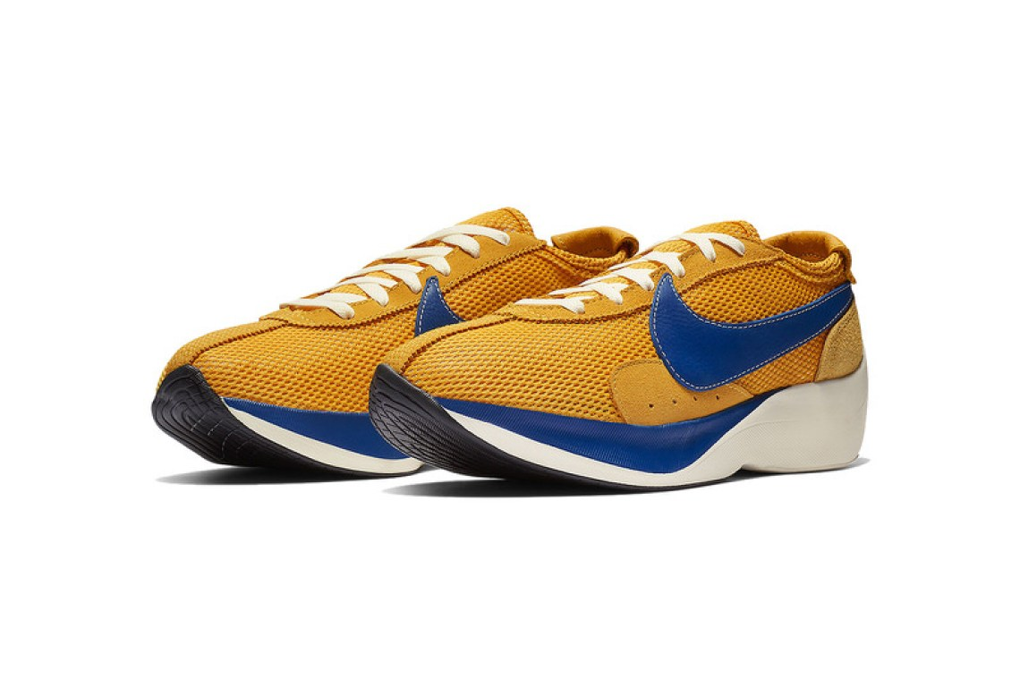 98d12ae525a4 Nike Moon Racer Takes Inspiration from Vintage Waffle Trainer ...