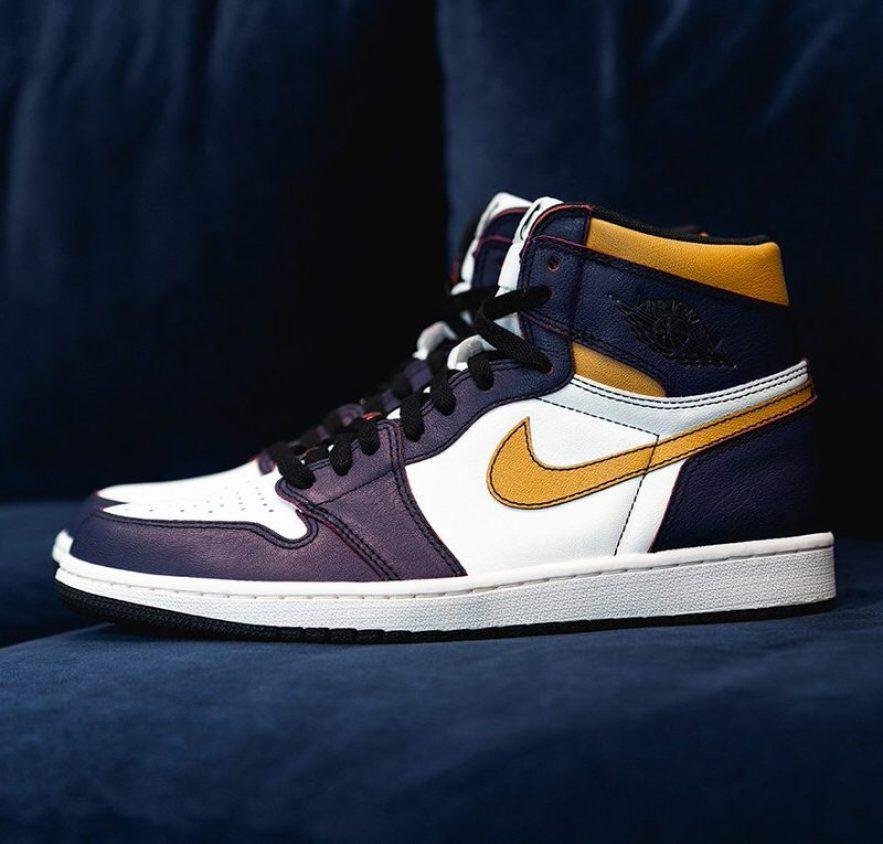 Jordan Brand Highlights Air Jordan 1 s Skateboarding History  578bb5486