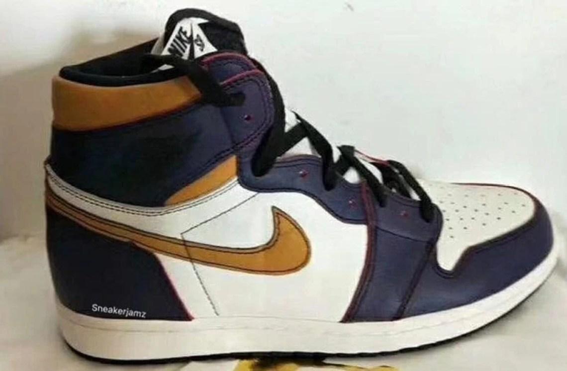 Air Jordan 1 x Nike SB