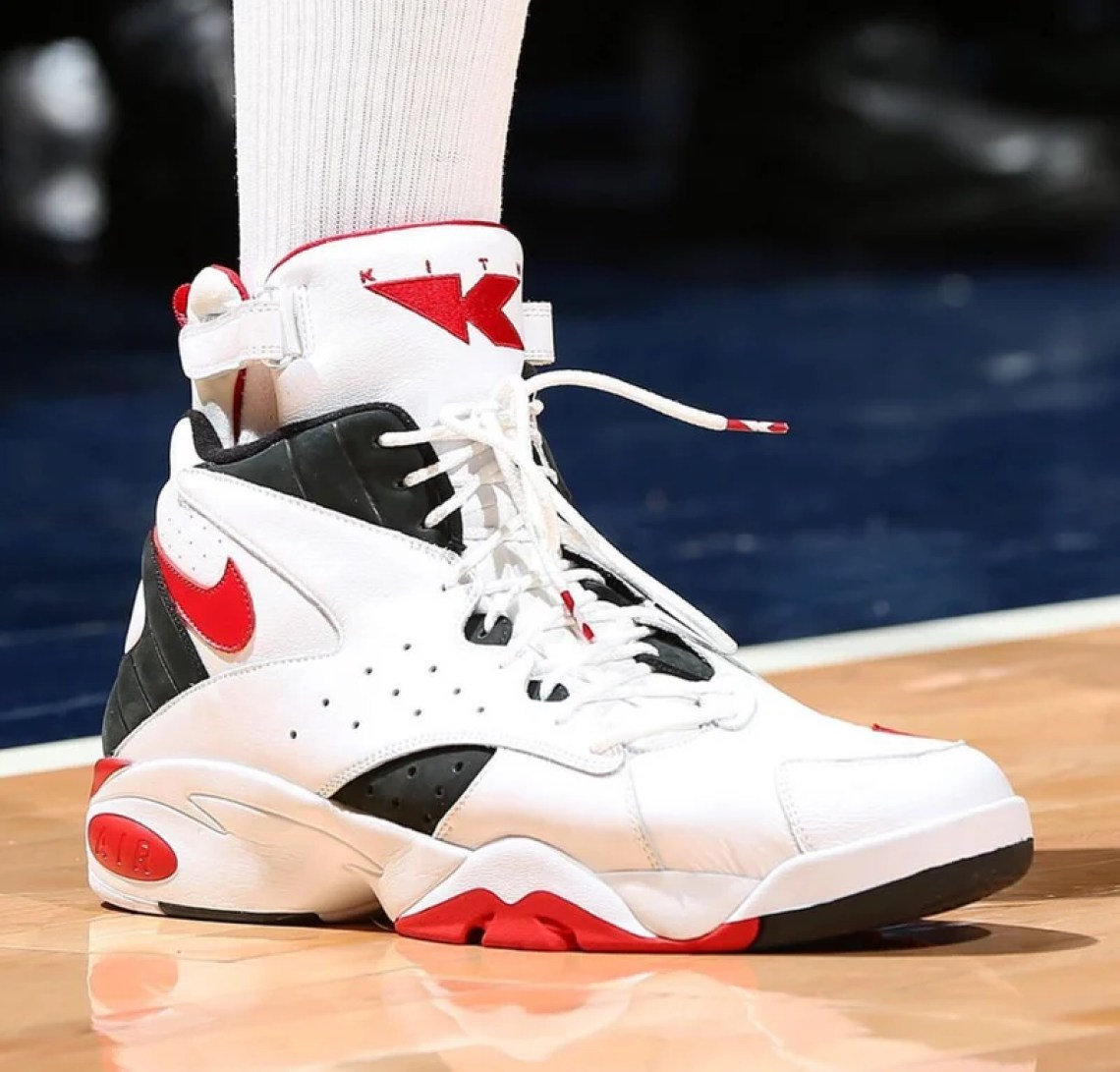5903350e88e1 ... PJ Tucker in the Kith x Nike Air Maestro II (photo via NBA Kicks) ...