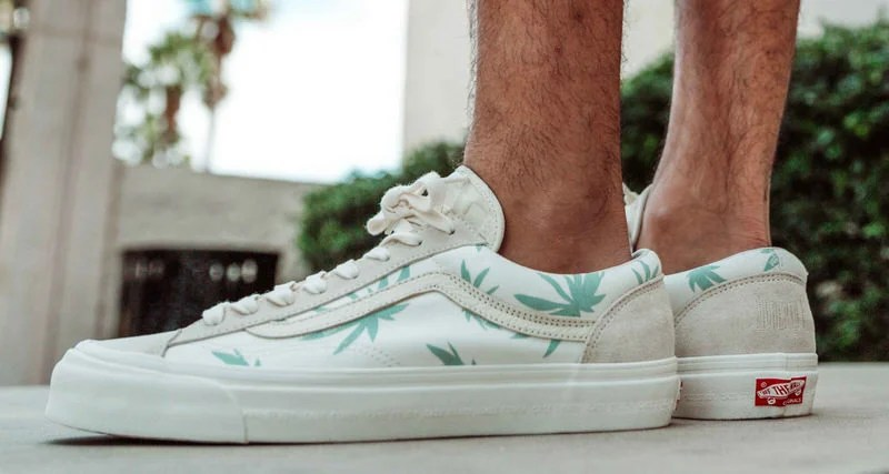 245cd036494 Summer Came Early On the Modernica x Vans Style 36 LX