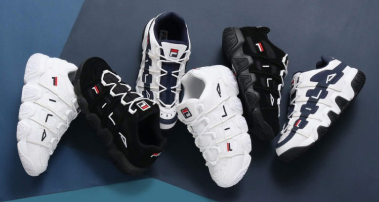 best service 66f56 022a3 The FILA Barricade is For Sure Cooler Than the Disruptor