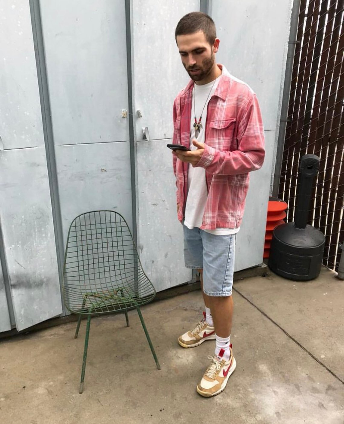 Need some style inspiration? Then go yard and follow in Sean's footsteps.