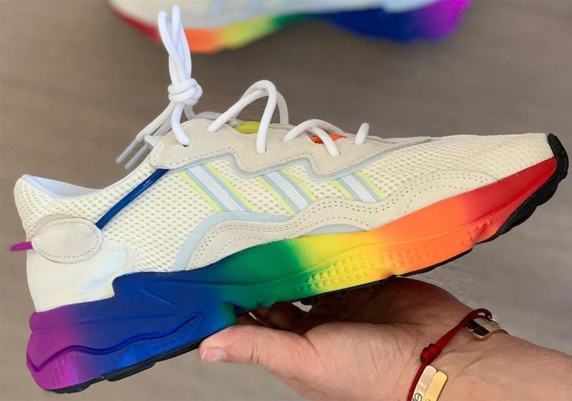 "adidas Ozweego adiPRENE ""Rainbow"""