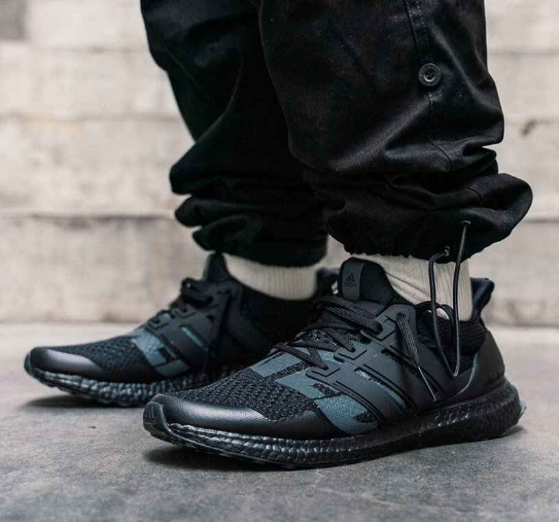 huge selection of f5f2d ff5aa A Closer Look at the Undefeated x adidas Ultra Boost 1.0