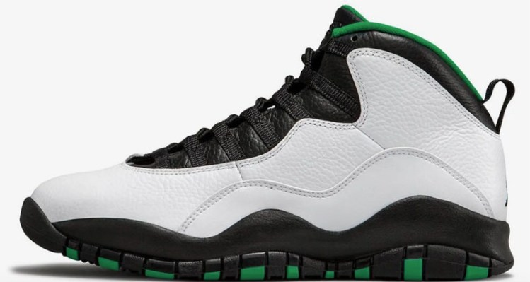 "Air Jordan 10 ""Seattle"""